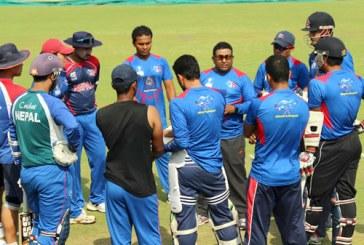 नेपाली क्रिकेट टोली नेदरल्याण्ड्स पुग्यो