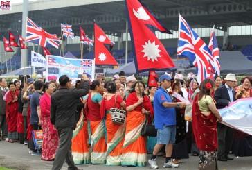 लण्डनमा नेपाली मेलाको रौनक (भिडियो सहित)