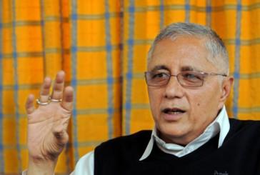 NC leader Koirala demands summoning central committee meeting