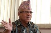 माओवादीलाई प्रधानमन्त्री नदिनु एमालेको गल्ती : माधवकुमार नेपाल
