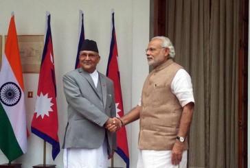 नेपाल र भारतबीच नौ सम्झौतामा हस्ताक्षर