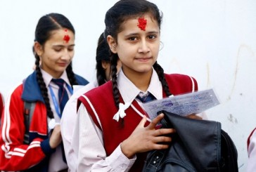 पहिलो दिनको एसएलसी परीक्षा देशभर शान्तिपूर्ण रुपमा सम्पन्न