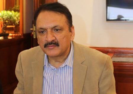 Foreign Minister Dr Mahat leaves for Belgium