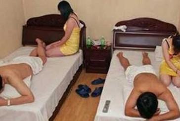 झापामा होटेलभित्र चार भारतीय नेपाली युवतीहरूसँग नाङ्गै