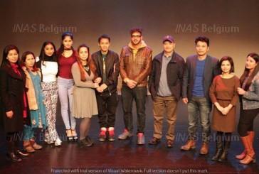 अन्तर्राष्ट्रिय नेपाली कलाकार समाज बेल्जियममा नयाँ नेतृत्व, गायन तथा नृत्य अडिसन पनि सम्पन्न