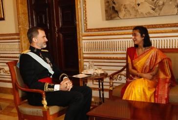स्पेनका राजा फेलिपे छैटौ द्वारा, नेपाली दूताबास खोल्ने निणर्यको स्वागत
