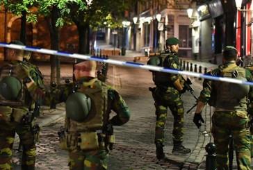 बेल्जियममा बिस्फोट गराउन खोज्ने ब्यक्ति, सैनिकको गोली प्रहारबाट मारिए