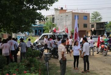 शिवराजमा कांग्रेसको बागी बने जम्सेर, राप्रपामा उत्साह