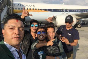 नेपाल आइडलको टोली बेलायत प्रस्थान (भिडियोसहित)
