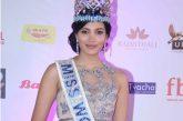 मिस वर्ल्ड बनिन् भारतीय मानुषी चिलर