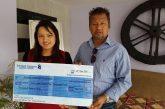 गुल्मीमा अपङ्गताको सेवामा समर्पित, रायमाझीकी आमाको उपचारका लागि बेलायतबाट सहयोग