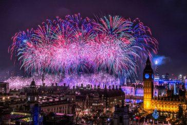 लण्डनमा यस्तो देखियो नयाँ वर्षलाई स्वागत गरेको दृष्य (भिडियो)