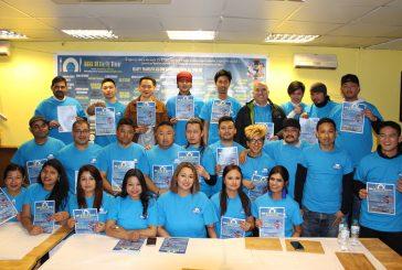 एनआरएन यूके 'बक्सिङ शो' च्यारिटीको तयारी भब्य सहभागी भई दिन आयोजकको अनुरोध[भिडियो सहित]