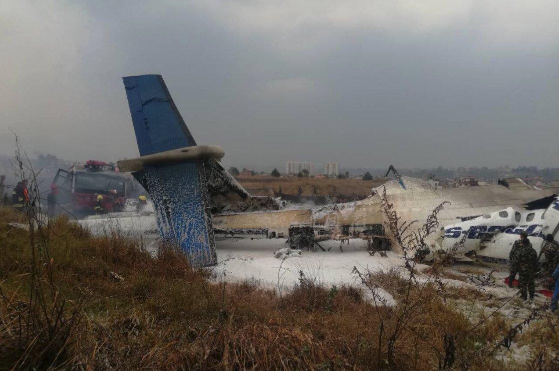 विमान दुर्घटना : यस्तो छ 'युएस बङ्ला वायुसेवाको बमबार्डिएर ड्यास–८ क्यु ४००' को परिचय