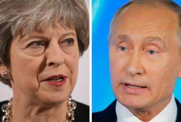 बेलायतलाई कूटनीतिक अधिकारीको सङ्ख्या समान बनाउन रूसको आग्रह