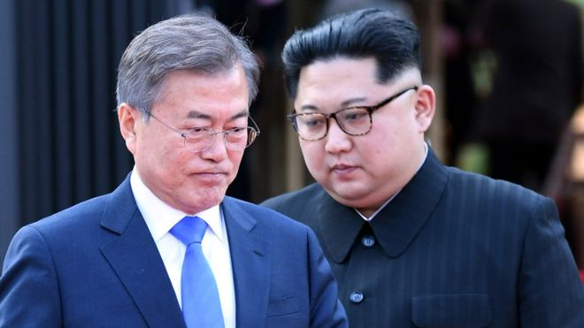 उत्तर कोरियाले दक्षिण कोरियासँगको कुराकानी रद्द गर्यो, अमेरिकालाई दियो चेतावनी