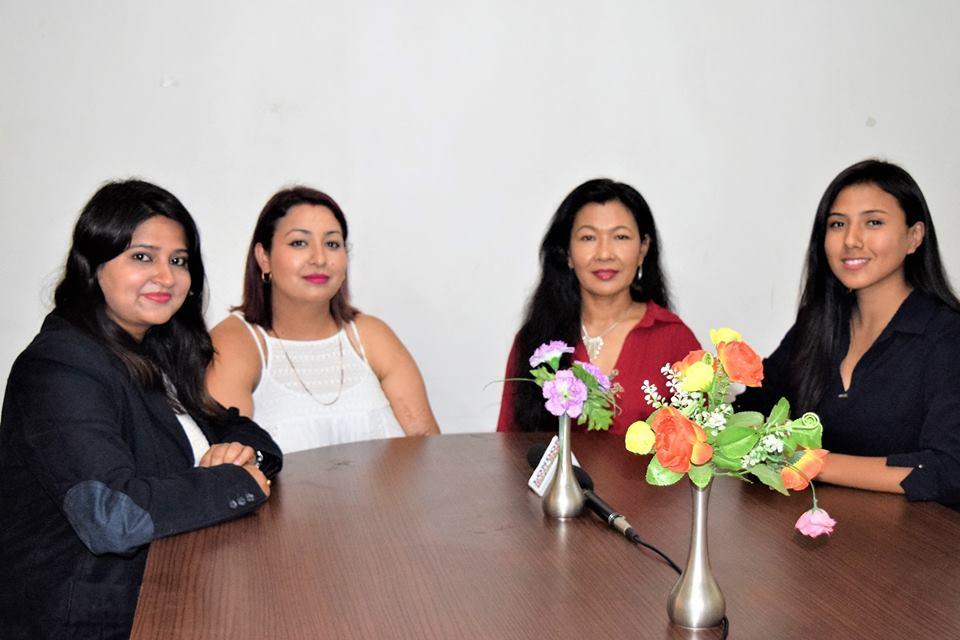 लण्डनमा नेपाली नारीहरु चम्कंदै (भिडियो अन्तर्वार्ता)