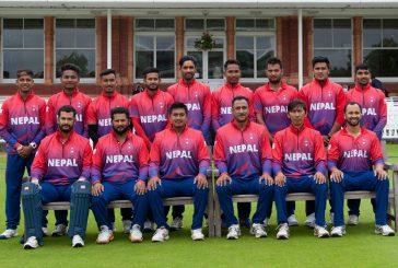 एशिया कप क्रिकेटको छनोट : नेपालले मलेशियाविरुद्ध ब्याटिङ गर्दै