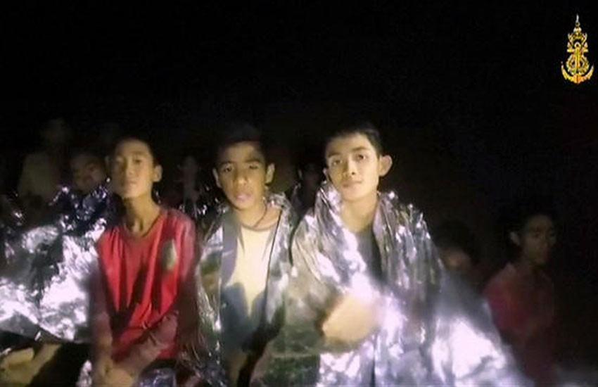थाइल्यान्ड गुफामा फसेका सबै जनाको सकुशल उद्धार