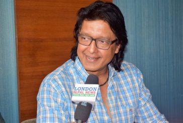 लण्डन आउंदै राजेश हमाल (भिडियो)