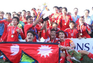 साफ च्याम्पियनसिप : नेपाल सेमिफाइनलमा प्रवेश